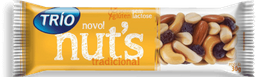 Barra de Cereal Nuts Tradicional Trio 30 g