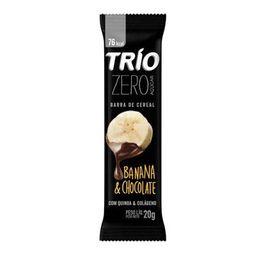 Trio Zero Banana C/Choc 20 g