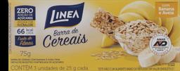Barra Linea Cereais Diet Ban Av 75 g