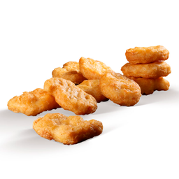 Chicken McNuggets - 10 Unidades
