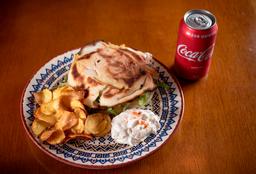 Burger Tahin