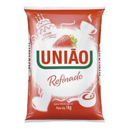 Açúcar União Refinado 1 Kg