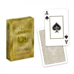 Baralho Copag 139 Metal Dourado