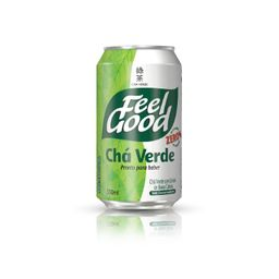 Chá Feel Good Verde Limão Zero 330 mL