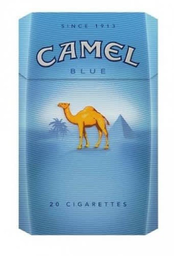 Cigarro Jti Camel Blue Filters