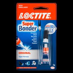Cola Super Bonder 3 g