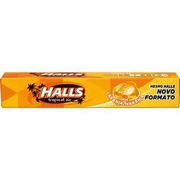 Drops Halls Laranja 28 g