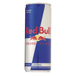 Energético Red Bull Lata 250 mL