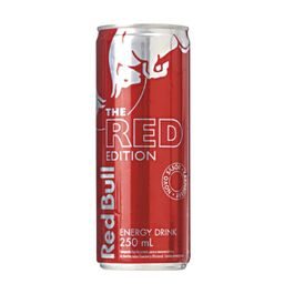 Energético Red Bull Red Edition 250 mL