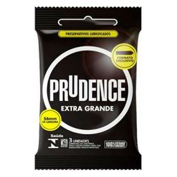 Preservativo Prudence 3 Peças