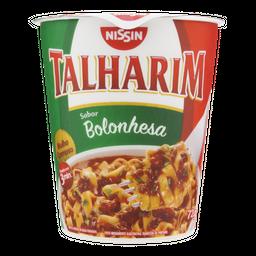 Macarrão Cup Noodles Bolonhesa 72 g