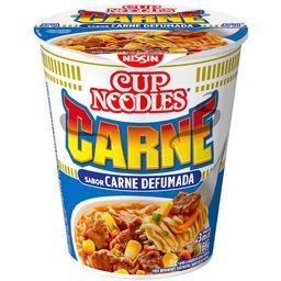 Macarrão Cup Noodles Carne Defumada 69 g