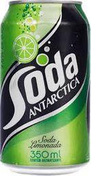 Soda Limonada Antarctica Zero  - 350ml