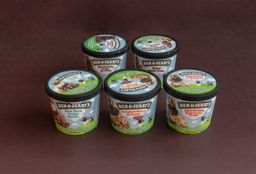 Sorvete Ben Jerry - 120ml