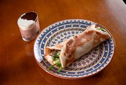 Manoush Kafta + Chocolamour Pequeno
