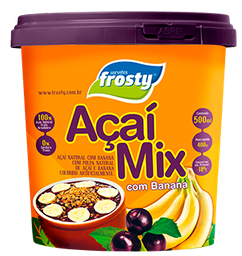Açai Mix com Banana