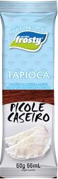 Picolé de Tapioca