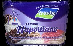 Sorvete Napolitano - 2L