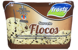Sorvete de Flocos
