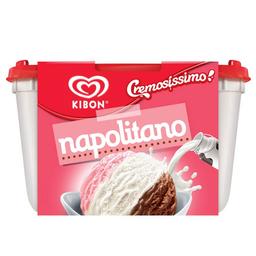 Sorvete Kibon Napolitano - 1,5L