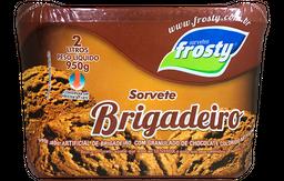Sorvete de Brigadeiro - 2L