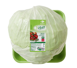 Repolho Verde Orgânico Viver 400 g