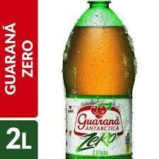 Guarana Antarctica Zero - 2L