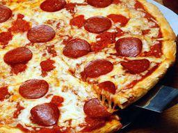 Pizza Média Pepperoni