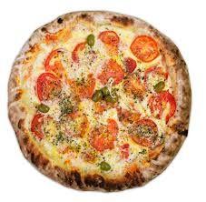 Pizza Grande de Mussarela