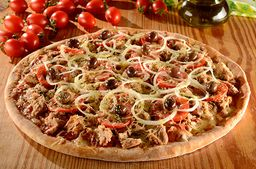 Pizza Grande de Atum