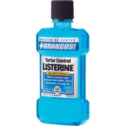 Antisséptico Listerine Tarta Control 250 mL