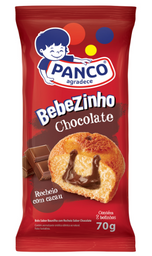 Bebezinho Choco C/2 Panco 70 gr