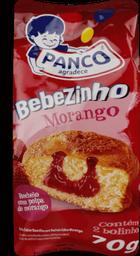 Bebezinho Morango Panco 70 g Com 2 Unidades