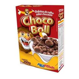 Alca Cereal Matinal Foods Chocoboll