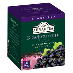 Chá Ahmad Tea C/10 2G Blackcurrant