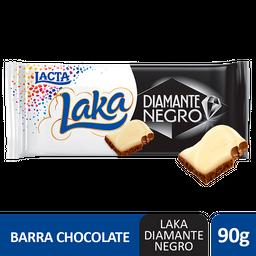 3 x Chocolate Diamante Negro com Laka 90g