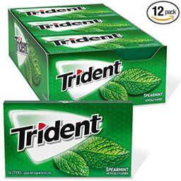 Compre 3 Ganhe 20% Trident Chiclete Menta
