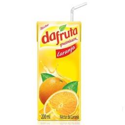 Néctar Dafruta Tp Laranja 200 mL