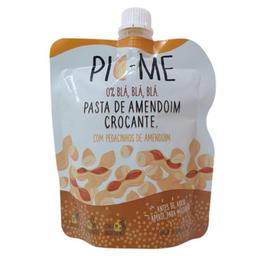 Pasta De Amendoim Integral Crocante Pic Me 200 g