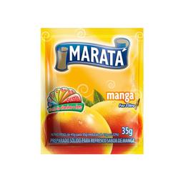Marata Refresco Em Pó Manga