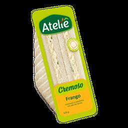 Sanduiche Atelie Cremoso Frango 125 g