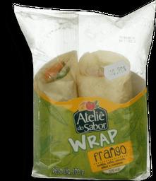 Sanduíche Wrap Ateliê do Sabor de Frango170 g