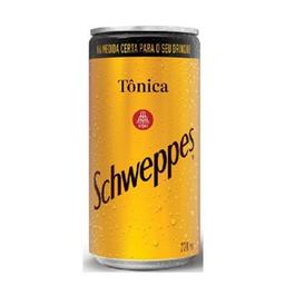 Schweppes Tonica Lata 220 mL