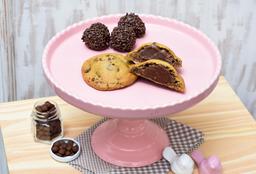 Cookie Tradicional Recheado - 40g