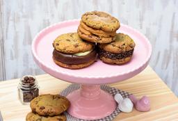 Sanduíche de Cookies