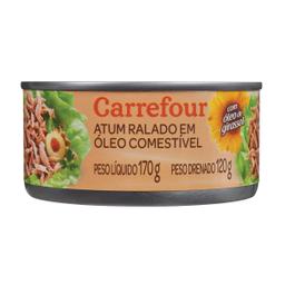 Atum Rala Oleo Carrefour 170 g