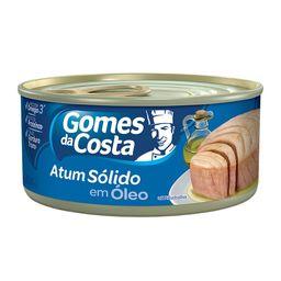 Atum Sólido em Óleo Gomes da Costa 170 g