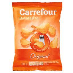 Batata Frita Carrefour Lisa 50 g