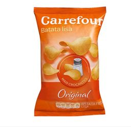 Batata Frita Carrefour Ond 100 g