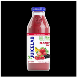 Suco Bloody Six - 341ml